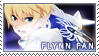 ToV - Flynn Fan Stamp by hiiragi-the-tempest
