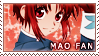 ToR - Mao Fan Stamp by hiiragi-the-tempest