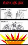 Classic Ork Joke