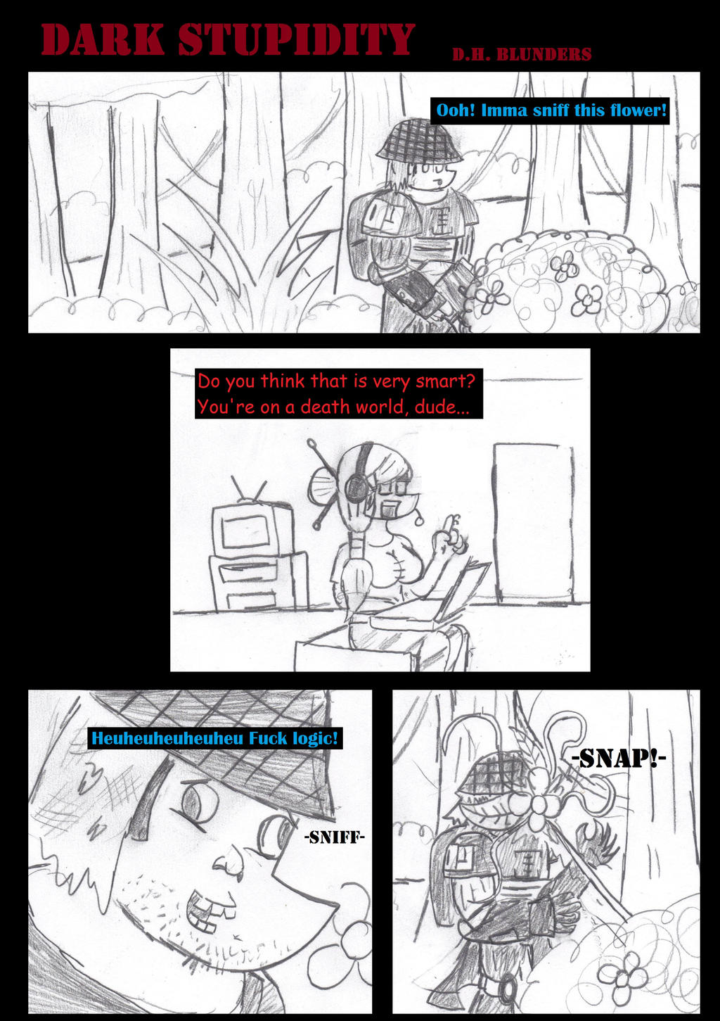 Dark Heresy Blunder 001 by TheCommissarFangirl