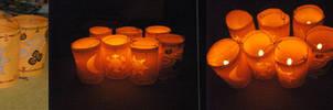 'Tangled' Lanterns