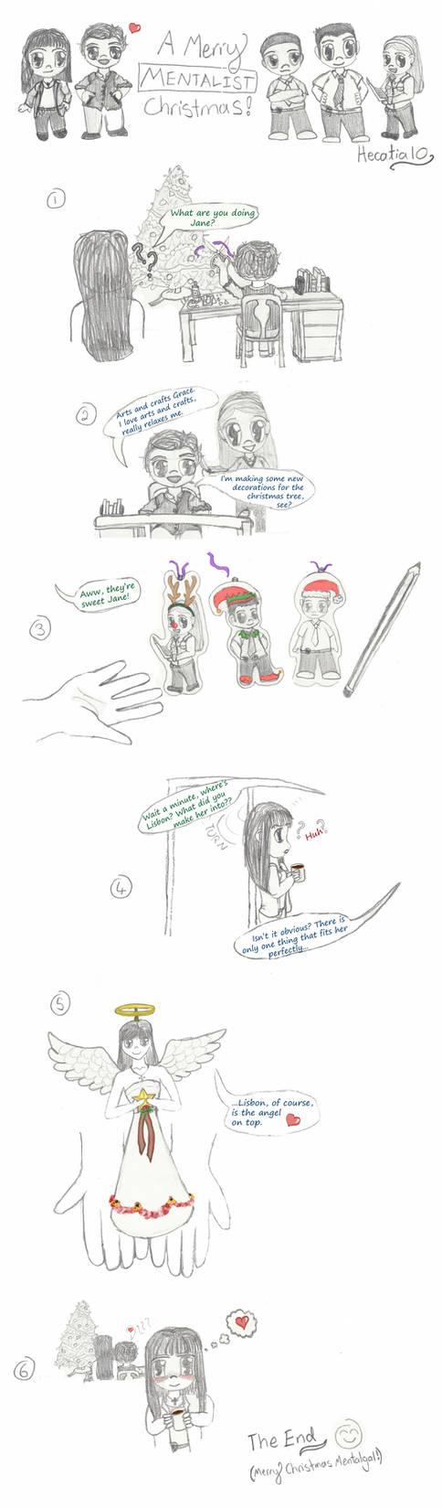 A Merry Mentalist Christmas - Secret Santa