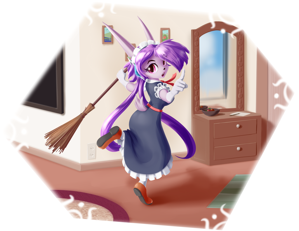 Miss Kobayashi's dragon maid? by JT-Metalli