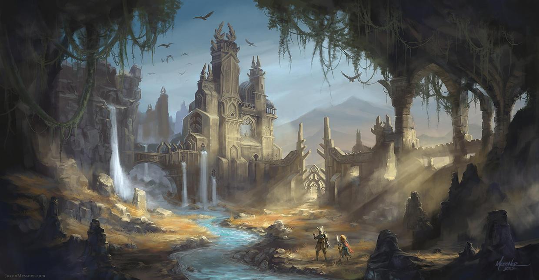 Temple by REKLAS