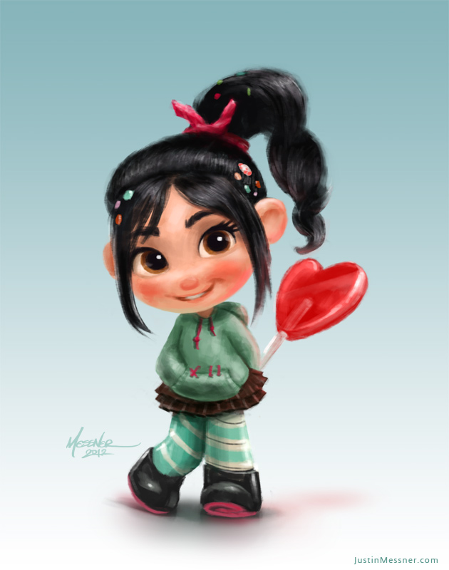 ralph and vanellope relationship tips