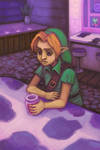 Time To Think - Majora's Mask