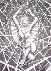 Spider-woman by StudioCombine