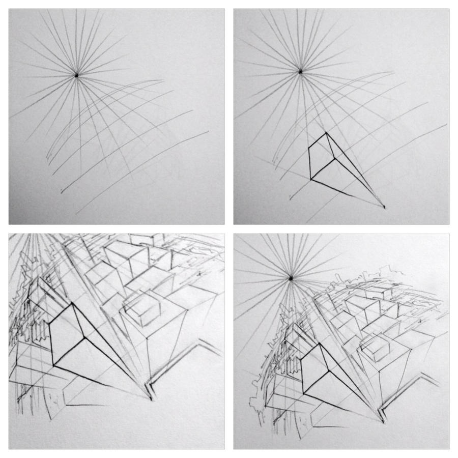 Fisheye Lens Perspective Tutorial By StudioCombine