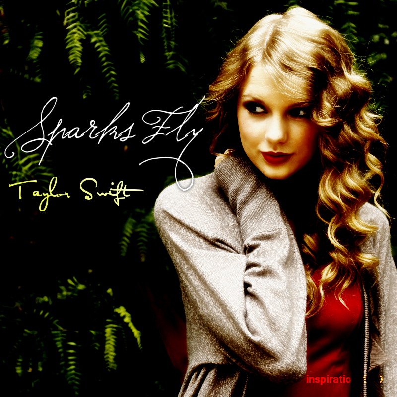 Taylor Swift Sparks Fly By Feel Inspired On Deviantart