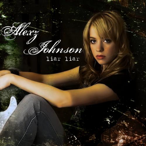 Johnson instagram alexz Interview: Alexz