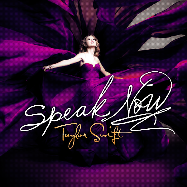 Taylor Swift - Speak Now by feel-inspired on DeviantArt