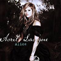 Avril Lavigne - Alice CD Cover by feel-inspired