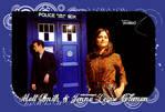Matt and Jenna Blend - Doctor Who