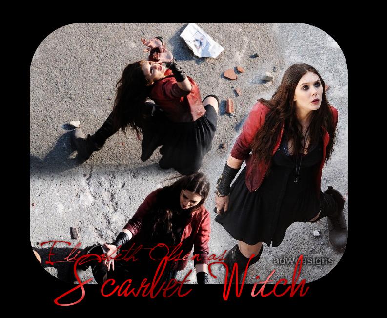 Avengers 2  Scarlet Witch by feelinspired on DeviantArt