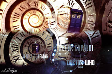 Doctor Who Series 8 Opening Titles Design