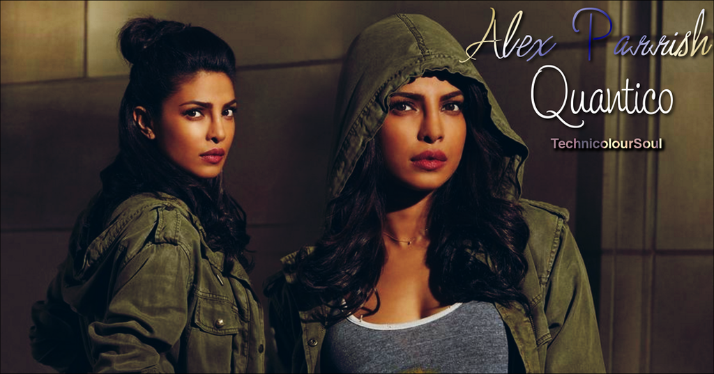 Alex Parrish Quantico Blend by feel-inspired