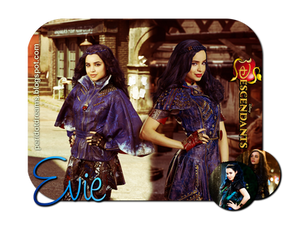Descendants Blend #2 - Evie