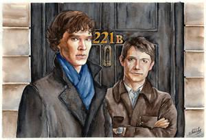 Etude: Sherlock ans John
