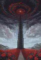 the Dark Tower (fanart)