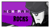 NightRain .:Stamp:. by Krubbus
