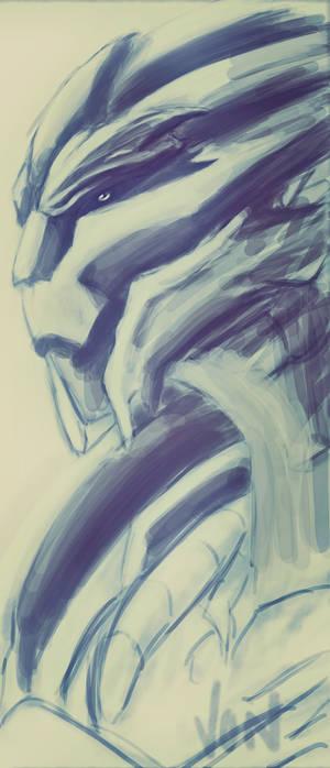 Von Bookmark SpeedPaint - Meken's Sketch