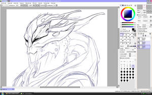 Yamihr - Character Auction - WIP