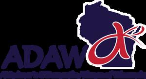 ADAW logo transparent background