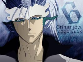 Grimmjow JaggerJack Pantera by KhiMa