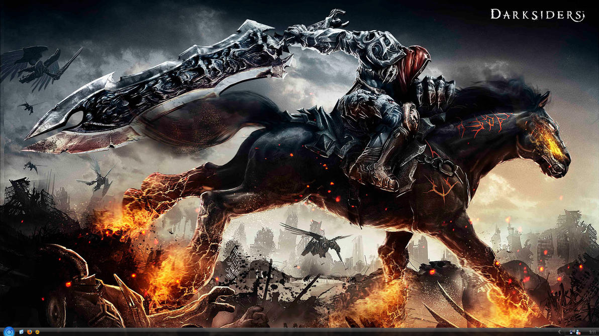 Darksiders Desktop by KhiMa