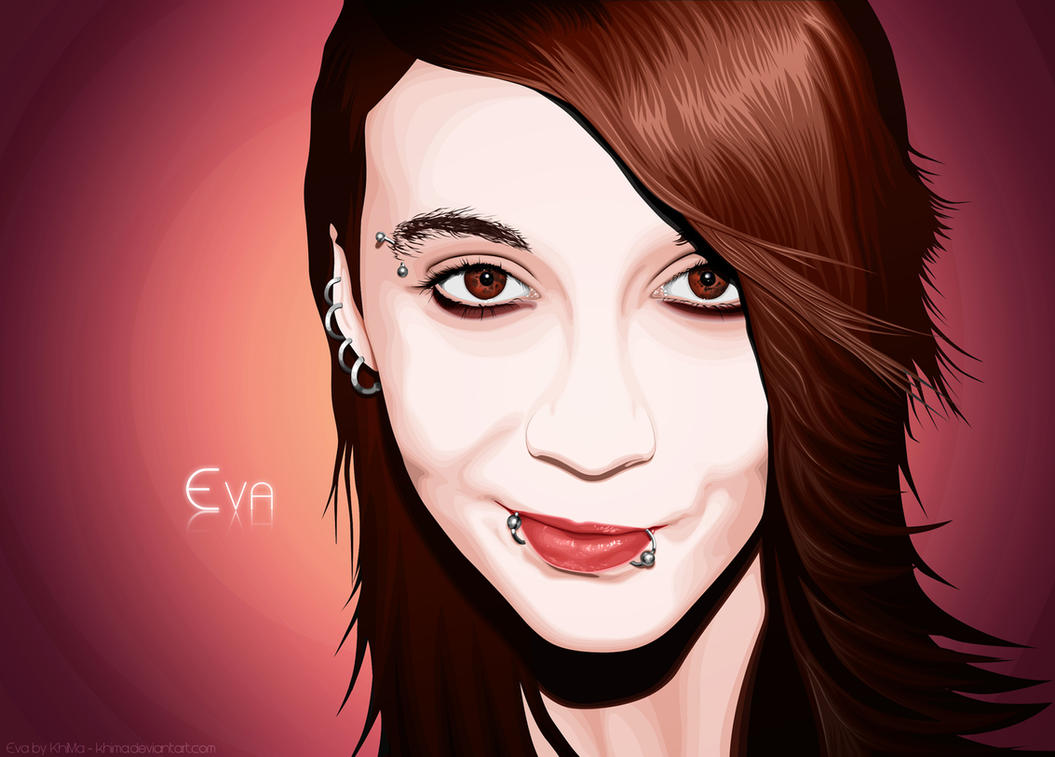 Eva by KhiMa