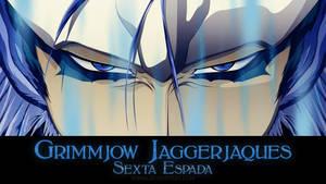 Grimmjow Pantera Wallpaper by KhiMa