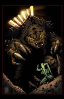 Rancor by lummage