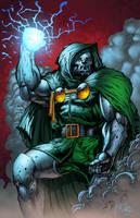 Dr. Doom by lummage