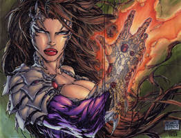 Witchblade by lummage