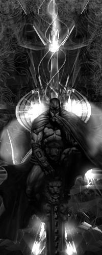 Batman: The Legend by Shiayia