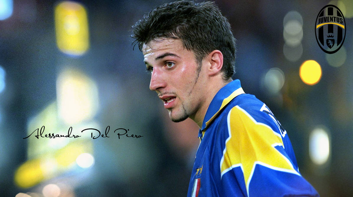 1ebd6be53c5 Juventus Legends - Alessandro Del Piero by Fernan74 on DeviantArt