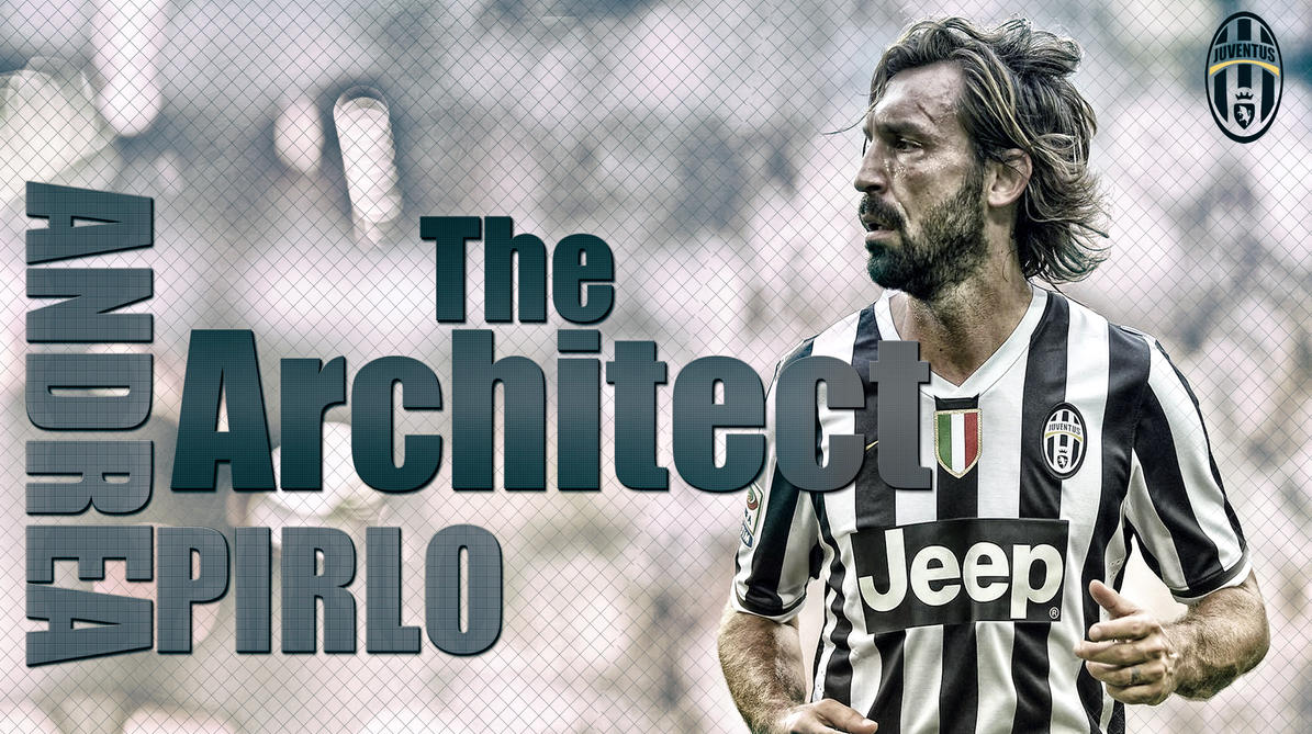 Andrea Pirlo   The Architect By Fernan74 ...