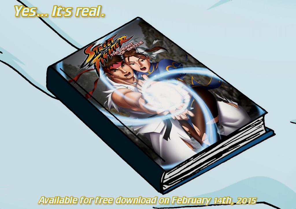 Street Fighter: The Heart of Battle (Fan Comic) by Knites13