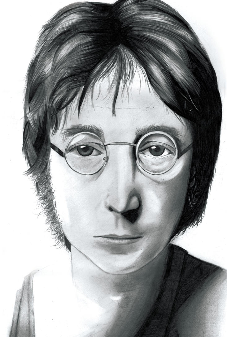 John Lennon by Alex-Dunn