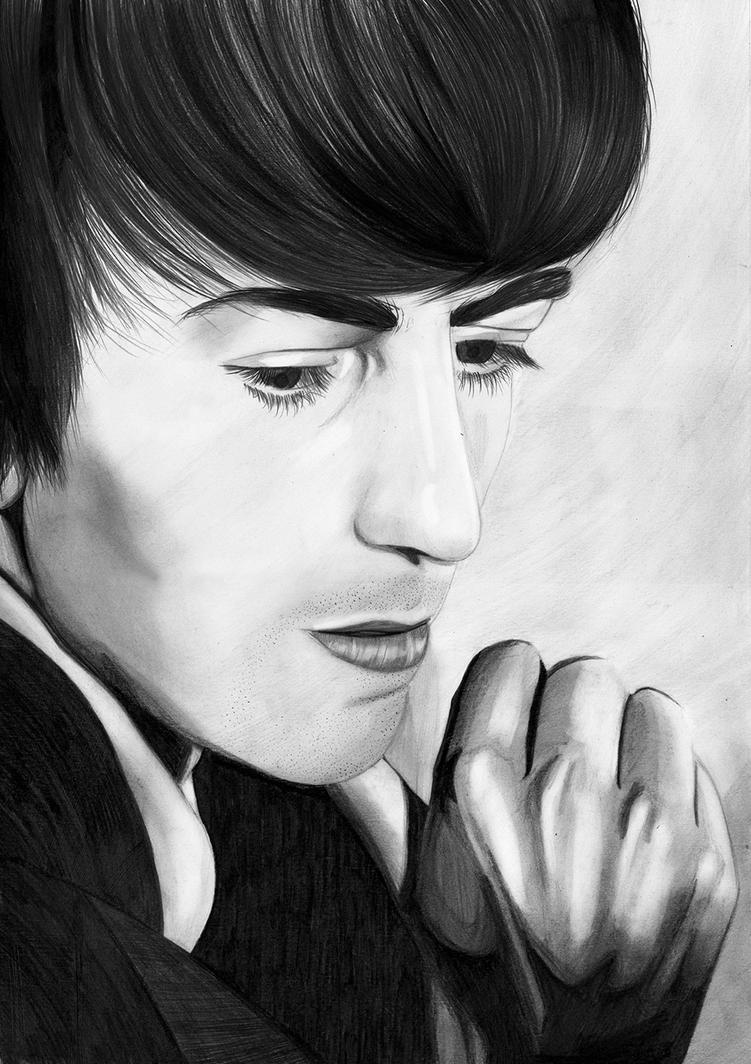George Harrison by Alex-Dunn