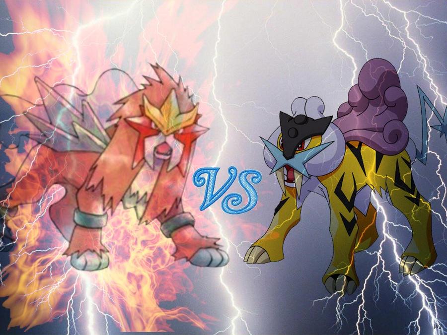 fire vs lightning by chnitabagui on DeviantArt Fire Vs Lightning