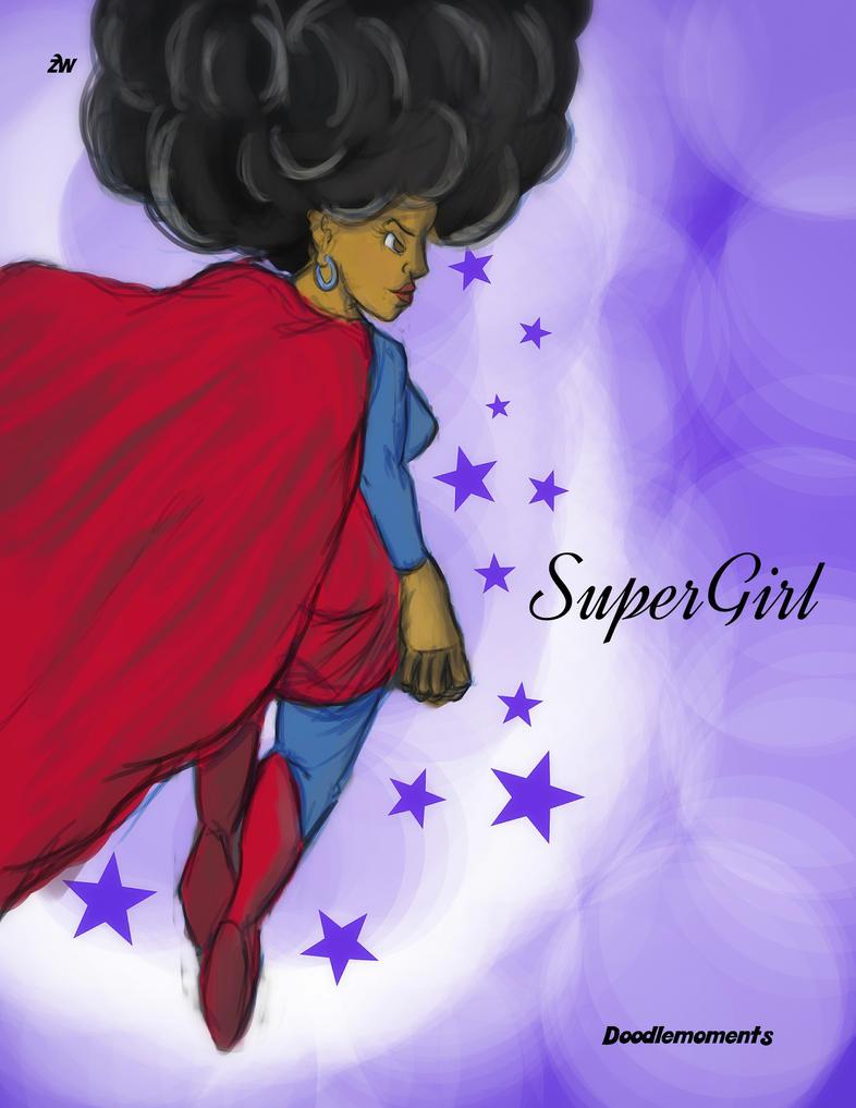 Supergirl by yo24man
