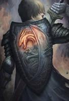 The Dragon's Path by EdmondAu