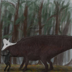 Lambeosaurus remake by LGJW