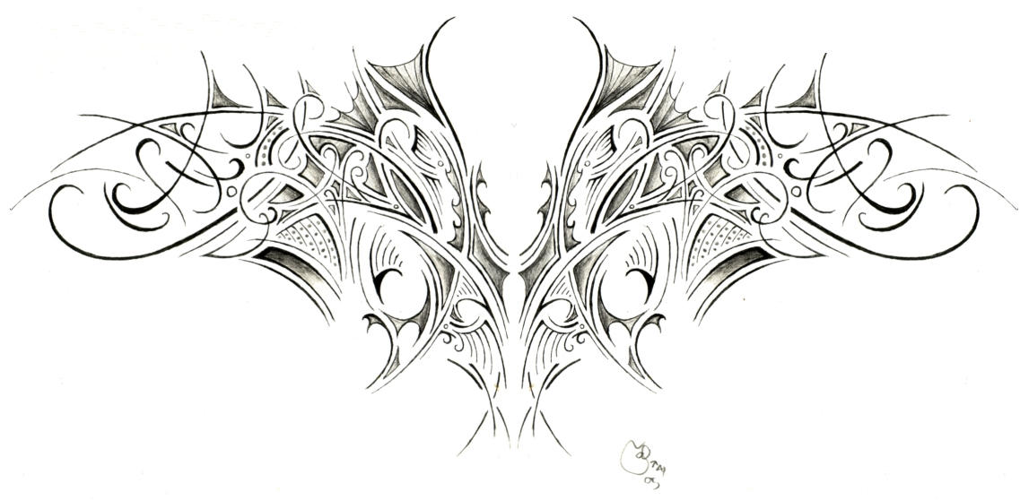 shadow crown cascade by tattooflash on deviantart. Black Bedroom Furniture Sets. Home Design Ideas