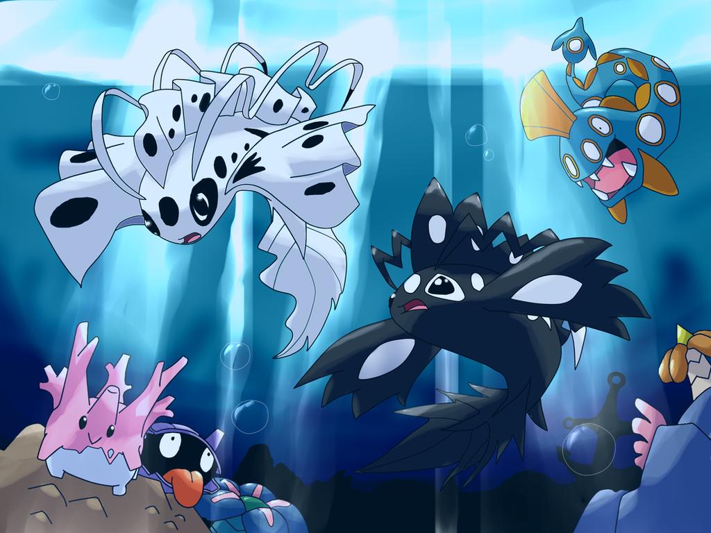 fan made pokemon. fanmade legendary pokemon: gniy and gnay by chrisj-alejo fan made pokemon