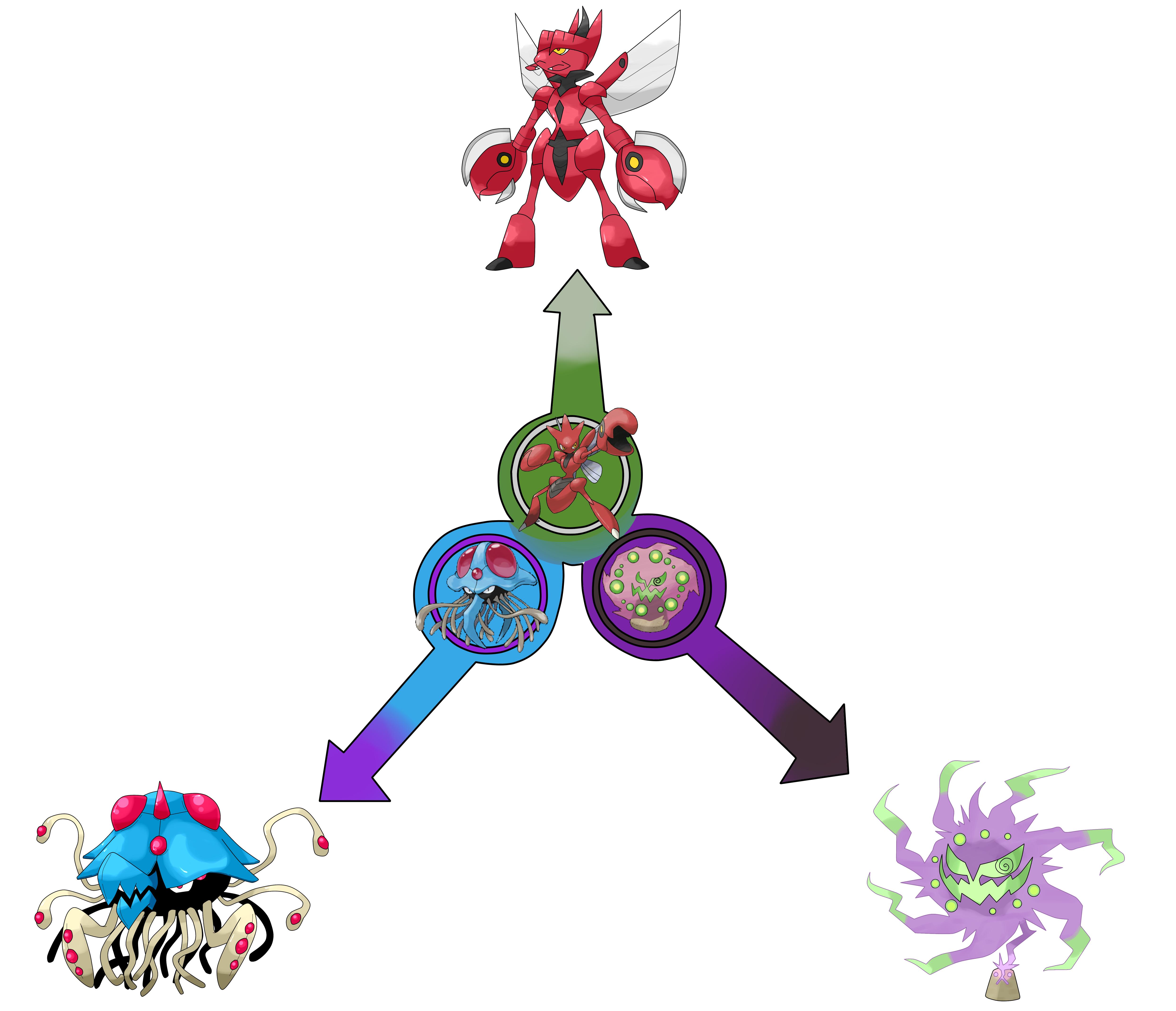 Fanmade mega evolutions by chrisj alejo on deviantart - Mega evoltion ...