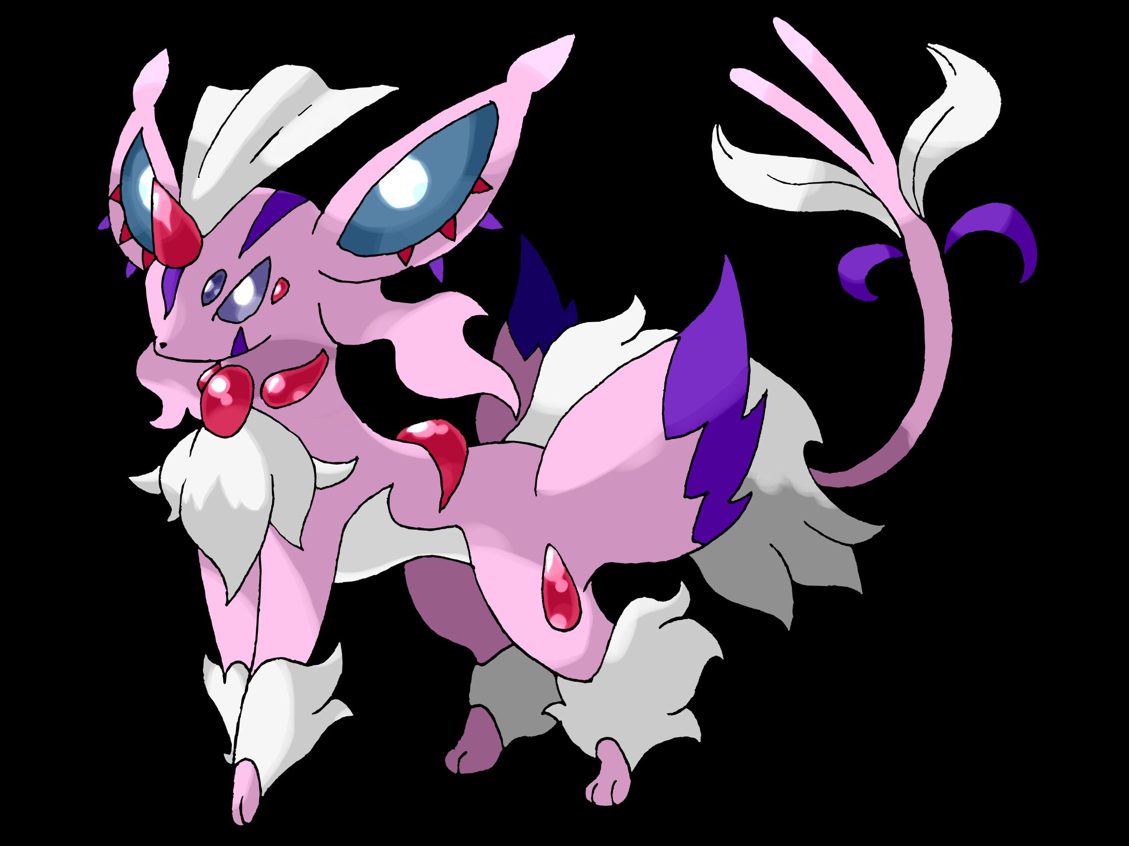 Fake Pokemon Eevee Evolutions