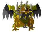 The 7 Sins Legendary Pokemon: Mavarise