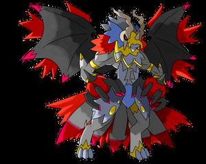 The 7 Sins Legendary Pokemon: Lucifide